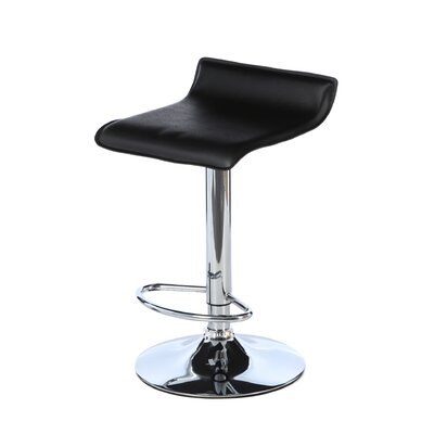 "LumiSource Ale 21"" Adjustable Bar Stool"