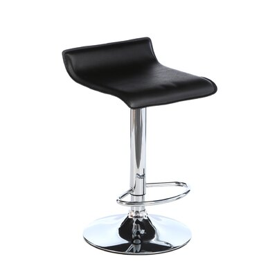 LumiSource Ale Bar Stool in Black
