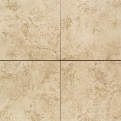 "Daltile Brancacci 18"" x 18"" Field Tile in Fresco Caffe"