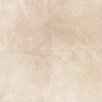"Daltile Concrete Connection 13"" x 13"" Field Tile in Boulevard Beige"