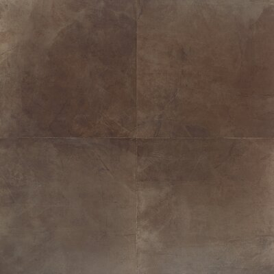 "Daltile Concrete Connection 20"" x 6-1/2"" Field Tile in Eastside Brown"