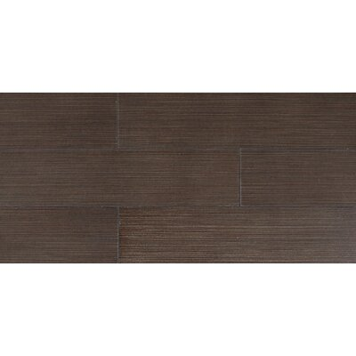 "Daltile Timber Glen 12"" x 24"" Contemporary Field Tile in Espresso"