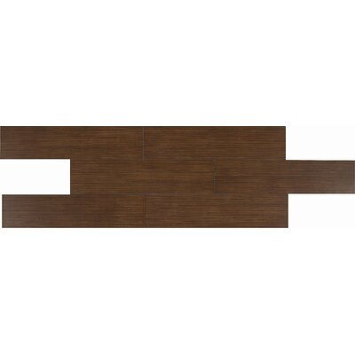 "Daltile Timber Glen 12"" x 24"" Contemporary Field Tile in Cherry"