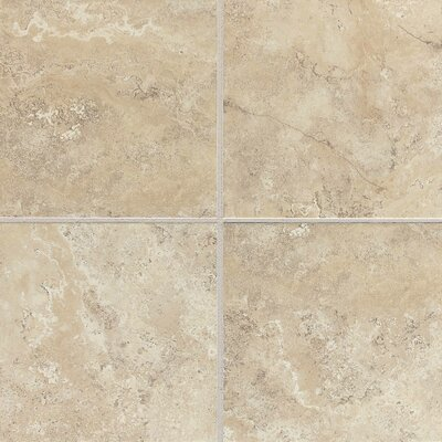 "Daltile Palatina 12"" x 12"" Unpolished Field Tile in Corinth Cream"
