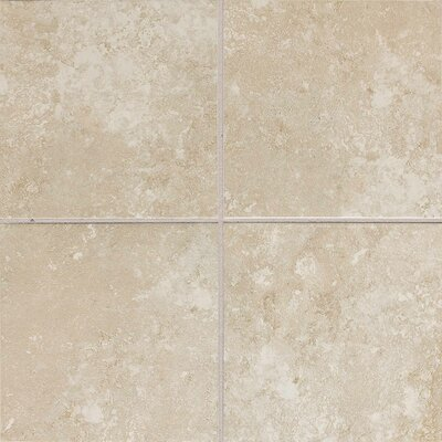 "Daltile Sandalo 12"" x 12"" Field Tile in Serene White"