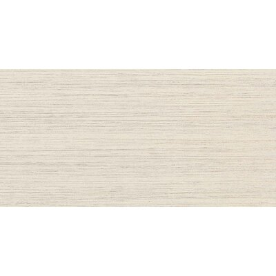"Daltile Fabrique 12"" x 24"" Unpolished Field Tile in Crème Linen"