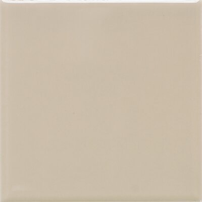 "Daltile Modern Dimensions 12-3/4"" x 4-1/4"" Plain Ceramic Field Tile in Matte Urban Putty"