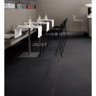 "Daltile Spark 24"" x 24"" Unpolished Field Tile in Midnight Glow"