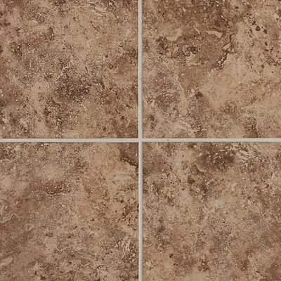 "Daltile Heathland 18"" x 18"" Unpolished Floor Tile in Edgewood"