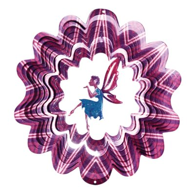 Designer Fairy Wind Spinner