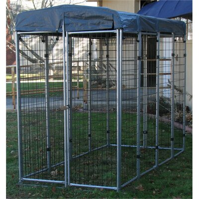 Options Plus &quot;No Tools&quot; Folding Kennel