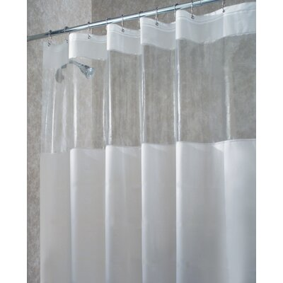 EVA Vinyl Frost Hitchcock Shower Curtain