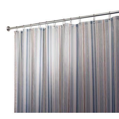 InterDesign Essex Polyester Shower Curtain