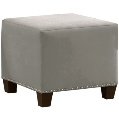 Skyline Furniture Velvet Ottoman Reviews Wayfair
