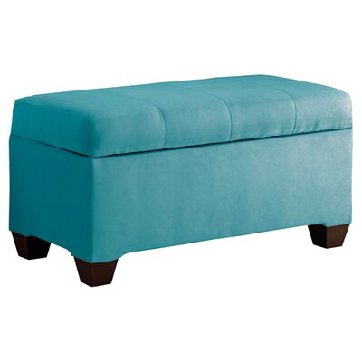 Skyline Furniture Upholstered Storage Ottoman