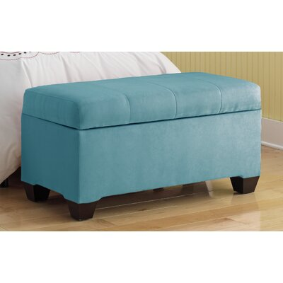Skyline Furniture Upholstered Storage Ottoman Amp Reviews