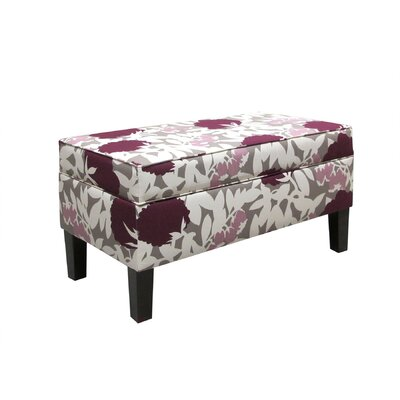 Skyline Furniture Fabric Storage Ottoman