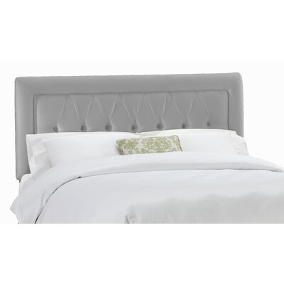 Skyline Furniture Tufted Border Upholstered Headboard