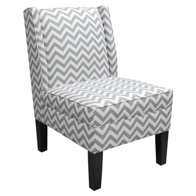 Skyline Furniture Wingback Slipper Chair