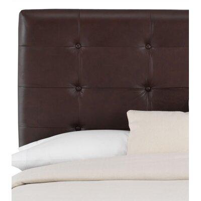 Skyline Furniture Tufted Faux Leather Headboard & Reviews  Wayfair