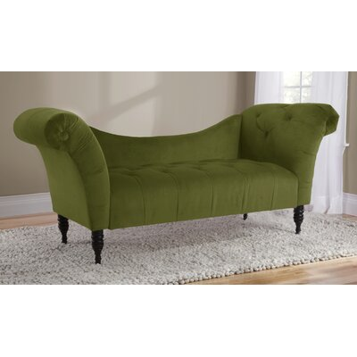 Skyline Furniture Velvet Settee Loveseat