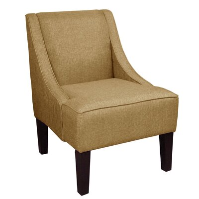 Skyline Furniture Swoop Glitz Armchair