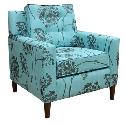 Skyline Furniture Queen Anne's Armchair