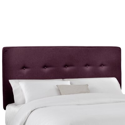 Skyline Furniture Flair Upholstered Panel Headboard