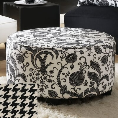 Skyline Furniture Lounge Fabric Cocktail Ottoman