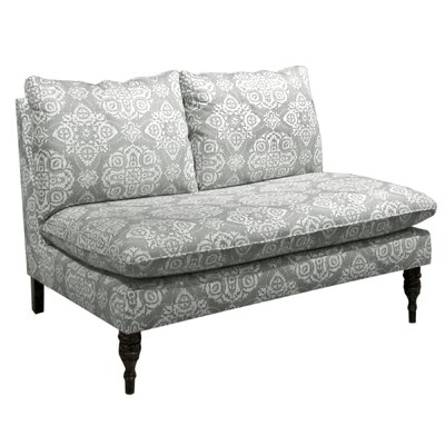 Skyline Furniture Armless Chaise Loveseat