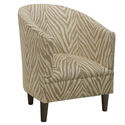 Skyline Furniture Fabric Tub Chair
