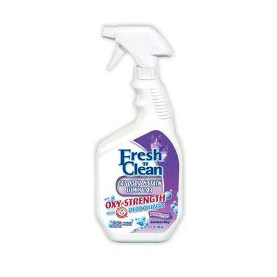 Lambert Kay Fresh and Clean Oxy Strength Stain and Odor Control for Cats