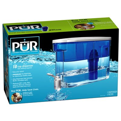 Pur Two Stage Filtration Water Dispenser
