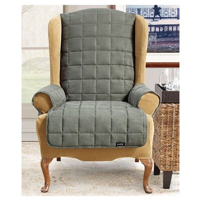 <strong>Sure-Fit</strong> Pet Wingchair/Recliner Cover