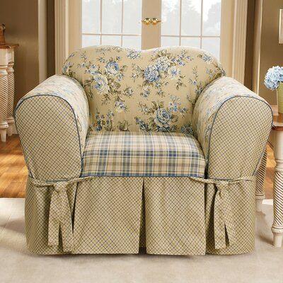 Armchair Slipcovers | Wayfair
