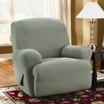 Sure-Fit Stretch Spencer Recliner Slipcover