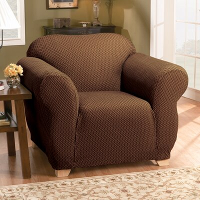 Sure-Fit Stretch Sullivan Club Chair Slipcover