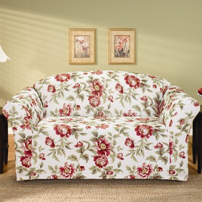 Stretch Olivia Loveseat Slipcover