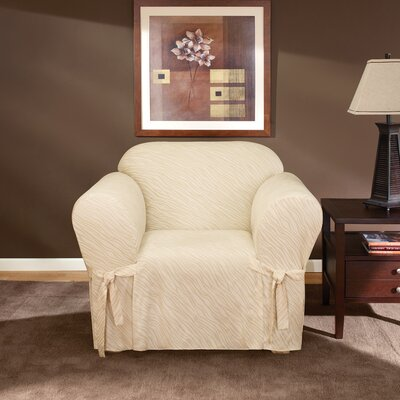 Sure-Fit Dune Chair Slipcover