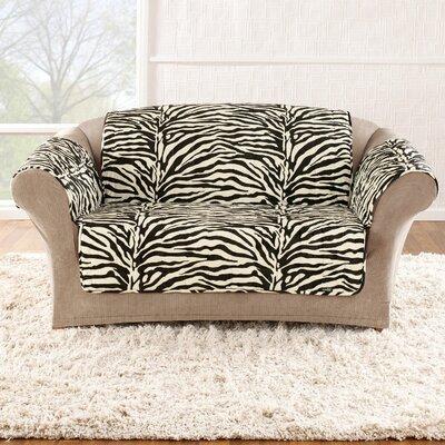 Pattern Loveseat Slipcover Wayfair