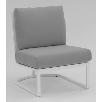 Eclipse Armless Deep Seating Chair