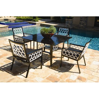Koverton Parkview Cast 5 Piece Dining Set