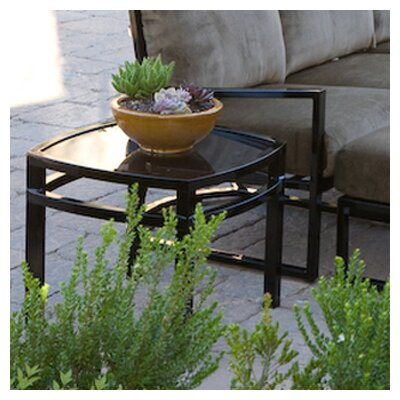 Koverton Eclipse Square Side Table