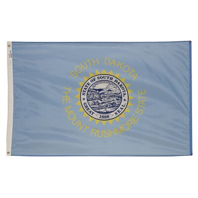 Valley Forge Flag U.S. States and Territories Traditional Flag
