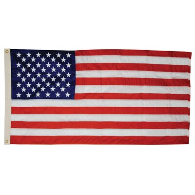 "Valley Forge Flag 4"" x 6"" US Flag"