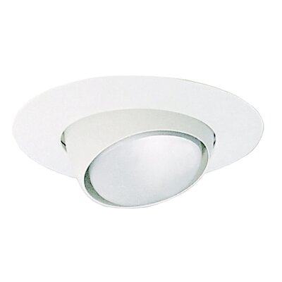 "Royal Pacific 6"" Eyeball Trim in White"