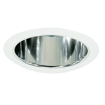 "Royal Pacific 6"" Specular Cone with Brushed Aluminium  Trim Ring"