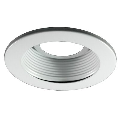 "Royal Pacific 3"" Baffle Trim for Recessed Housing in White"