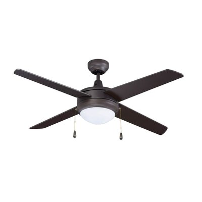 "Royal Pacific 50"" Europa 4 Blade Ceiling Fan"