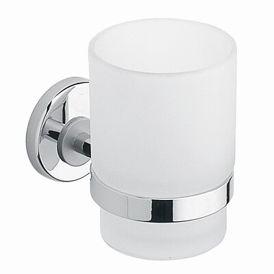 Moda Collection Silver Tumbler Holder